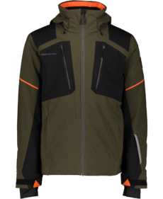 Obermeyer Men's Foundation Jacket 2020-21 at Northern Ski Works