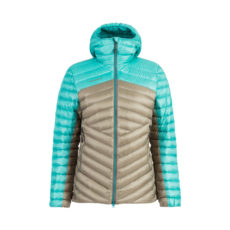 Mammut Women's Broad Peak Insulated Hooded Jacket 2020-21 at Northern Ski Works