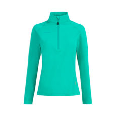 Mammut Women's Snow Mid Layer Half Zip Pullover 2020-21 at Northern Ski Works