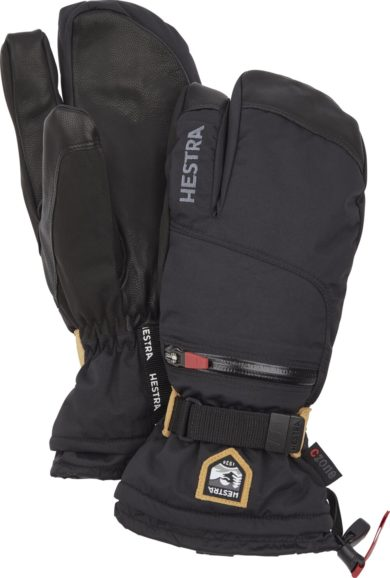Hestra All Mountain Czone 3-Finger Mittens 2020-21 at Northern Ski Works