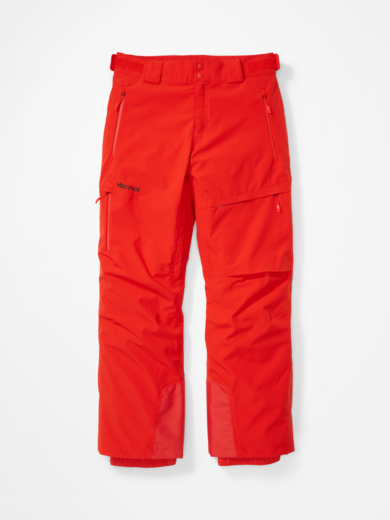 Marmot Men's Layout Cargo Insulated Pants - Victory Red, Small 2020-21 at Northern Ski Works