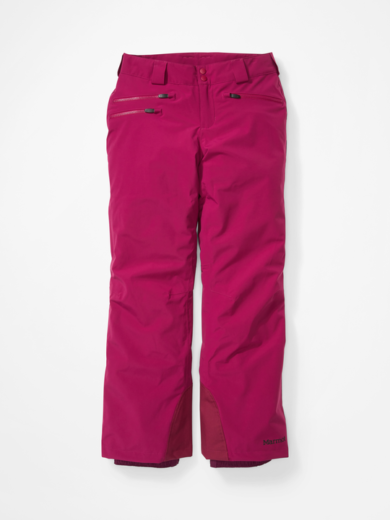 Marmot Women's Slopestar Pants - Wild Rose, Small 2020-21 at Northern Ski Works