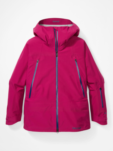 Marmot Women's Spire Jacket - Wild Rose, Small 2020-21 at Northern Ski Works