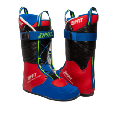 ZipFit World Cup Stealth Boot Liners 2020-21 at Northern Ski Works