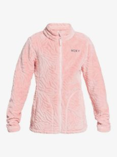 Roxy Girls Igloo Technical Zip Up Fleece 2020-21 at Northern Ski Works