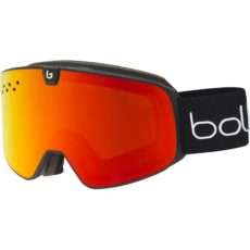 Bolle Nevada Neo Black Matte Goggles 2020-21 at Northern Ski Works