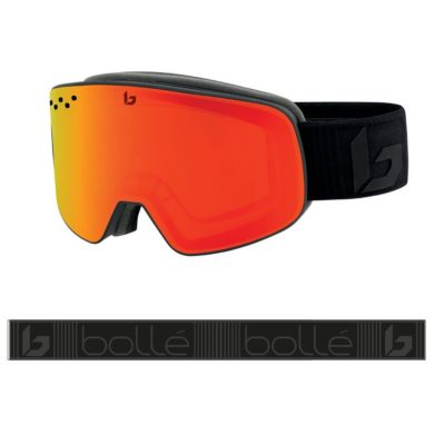 Bolle Nevada Neo Black Matte Goggles (Copy) 2020-21 at Northern Ski Works 1