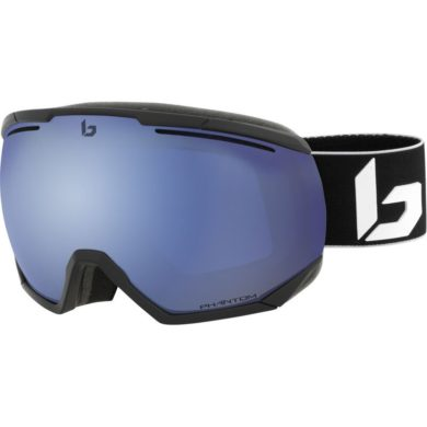 Bolle Northstar Matte Black Corp Goggles 2020-21 at Northern Ski Works