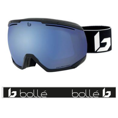 Bolle Northstar Matte Black Corp Goggles 2020-21 at Northern Ski Works 1