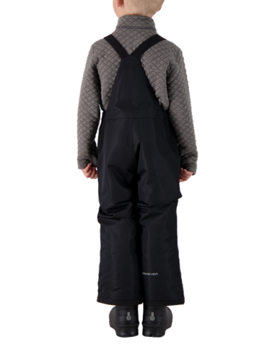 Obermeyer Kids Frosty Suspender Pants - Black, 6 at Northern Ski Works 1