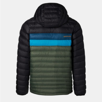Cotopaxi Men's Fuego Down Hooded Jacket at Northern Ski Works 4