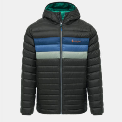 Cotopaxi Men's Fuego Down Hooded Jacket at Northern Ski Works 8