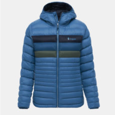Cotopaxi Women's Fuego Down Hooded Jacket at Northern Ski Works 3