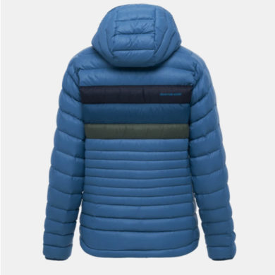 Cotopaxi Women's Fuego Down Hooded Jacket at Northern Ski Works 4