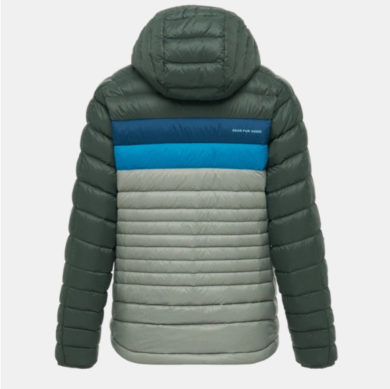 Cotopaxi Women's Fuego Down Hooded Jacket at Northern Ski Works 8