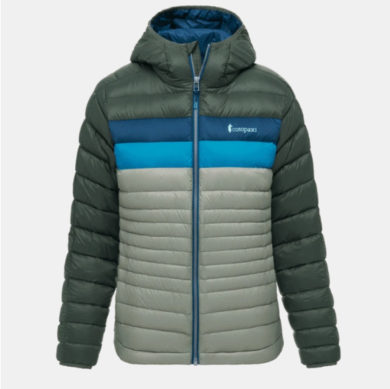 Cotopaxi Women's Fuego Down Hooded Jacket at Northern Ski Works 9